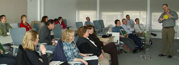 Photo from the Spring Greening 2011 workshop.