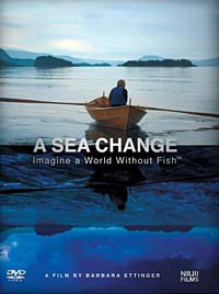 A Sea Change documentary video cover graphic