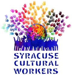 Syracuse Cultural Workers logo